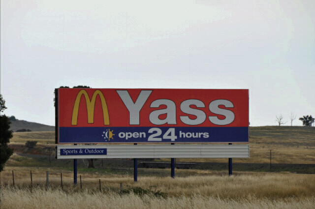 Maccas Yass