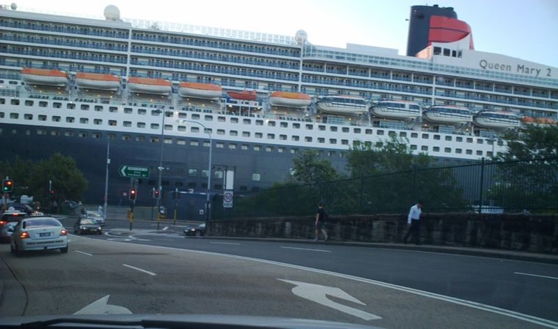 Queen Mary monster